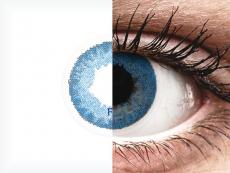 FreshLook Dimensions Pacific Blue - діоптричні (6 шт.)