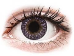 TopVue Color - Violet - недіоптричні (2 шт.)