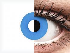 ColourVUE Crazy Lens - Sky Blue - Одноденні недіоптричні (2 шт.)