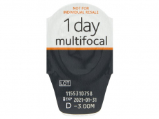 Proclear 1 Day multifocal (30шт.)