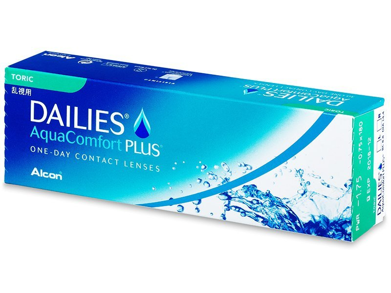 Dailies AquaComfort Plus Toric (30 шт.)