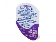 Dailies AquaComfort Plus Multifocal (30шт.)