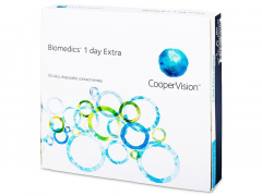 Biomedics 1 Day Extra (90шт.)