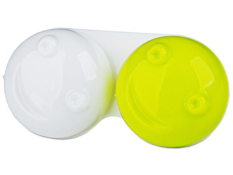 3D контейнер для лінз - зелений