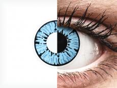 ColourVUE Crazy Lens - Blizzard - недіоптричні (2 шт.)