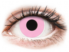 ColourVUE Crazy Lens - Barbie Pink - недіоптричні (2 шт.)