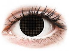 ColourVUE Crazy Lens - Black Screen - недіоптричні (2 шт.)