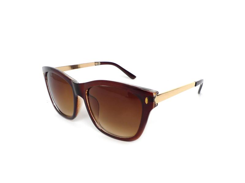 Жіночі сонцезахисні окуляри Alensa Brown