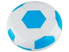 Кейс для лінз Football - блакитний
