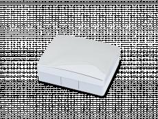 Кейс для лінз Elegant - срібний