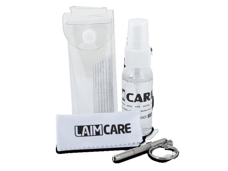 Набір Laim Care для догляду за окулярами