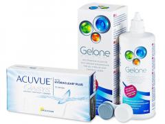 Acuvue Oasys (12 шт.) + розчин Gelone 360 ml