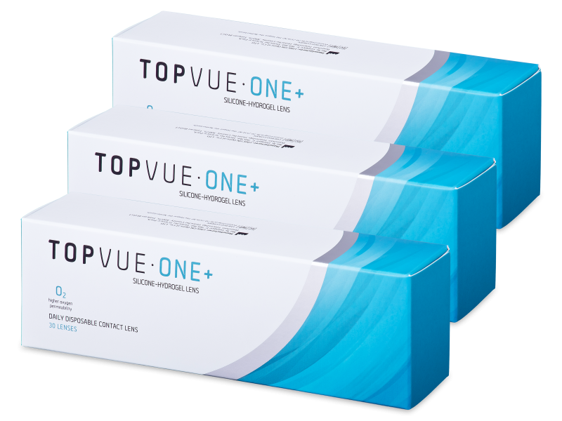 TopVue One+ (90 лінз)