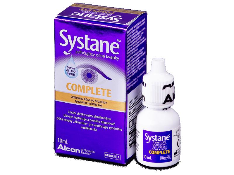 Systane COMPLETE зволожуючі краплі 10 ml
