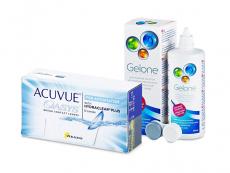 Acuvue Oasys for Astigmatism (12 шт.) + Розчин Gelone 360 ml