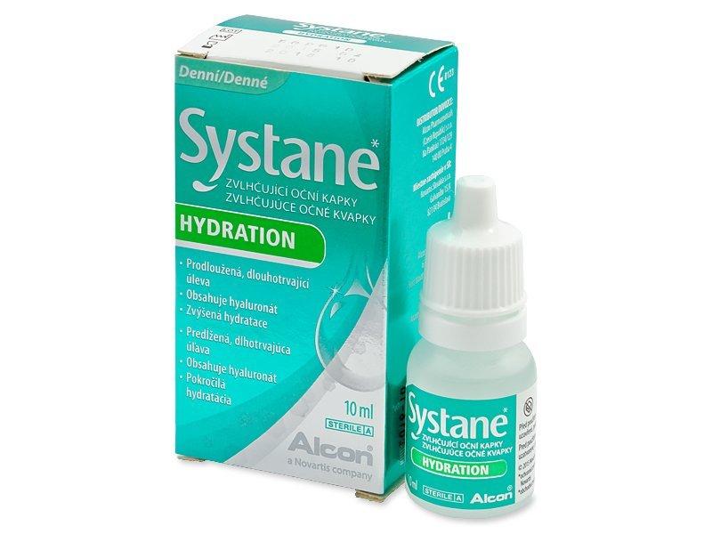Краплі для очей Systane Hydration 10ml