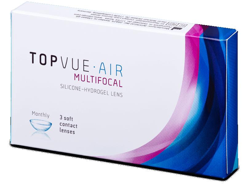 TopVue Air Multifocal (3 лінзи)