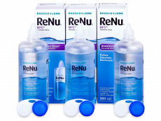 Розчин ReNu MPS Sensitive Eyes 3 x 360 ml