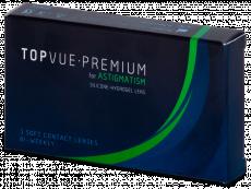 TopVue Premium for Astigmatism (3шт.)