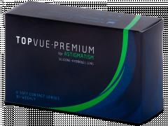 TopVue Premium for Astigmatism (6лінз)