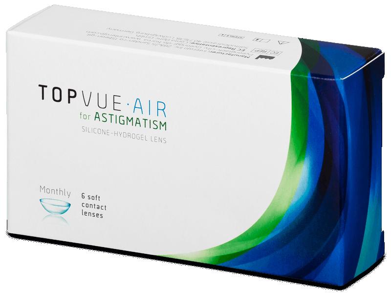 TopVue Air for Astigmatism (6лінз)
