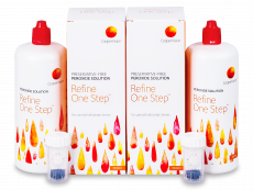 Розчин Refine One Step 2x 360 ml