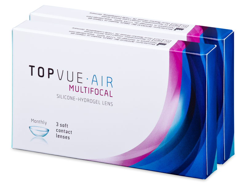 TopVue Air Multifocal (6 шт.)
