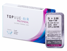 TopVue Air Multifocal (1 шт.)