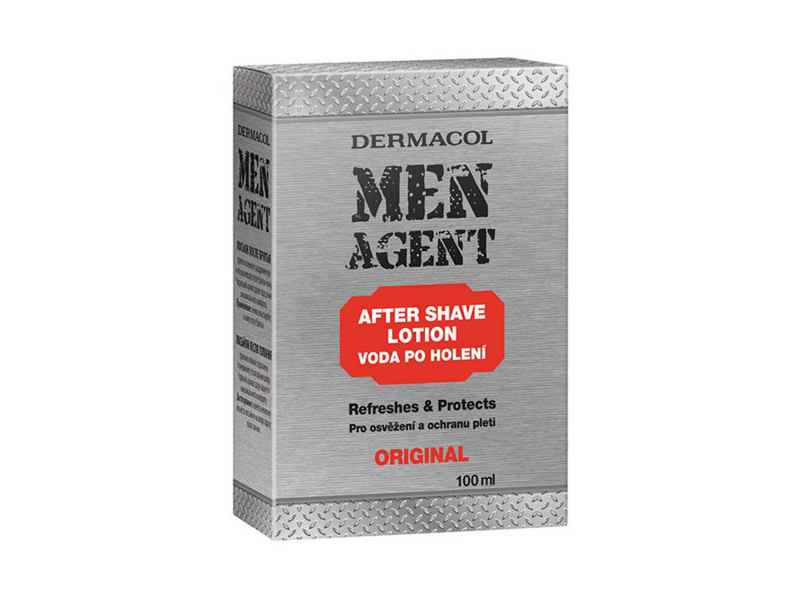 Лосьон після гоління Dermacol Men Agent After Shave Lotion Original 100 ml