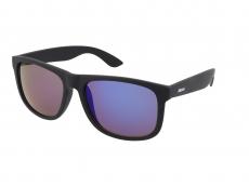 Сонцезахисні окуляри Alensa Sport All Black Blue Mirror