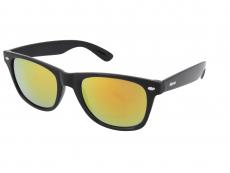 Сонцезахисні окуляри Alensa Sport Black Orange Mirror