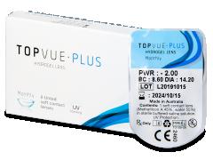 TopVue Monthly Plus (1лінза)