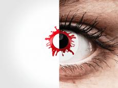 ColourVUE Crazy Lens - Wild Blood - Одноденні недіоптричні (2шт.)