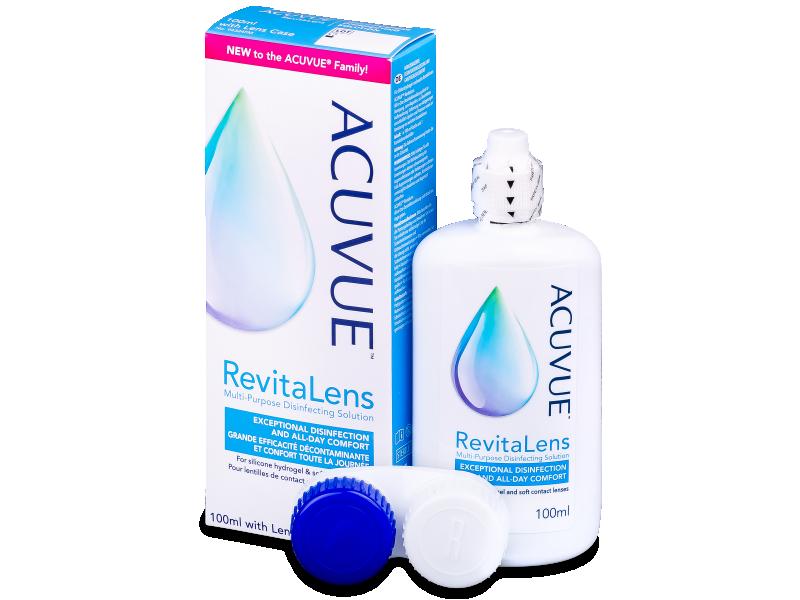 Розчин Acuvue RevitaLens 100 ml