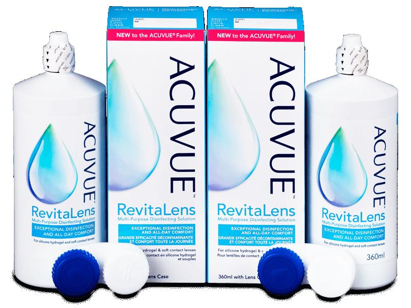 Розчин Acuvue RevitaLens 2 x 360 ml