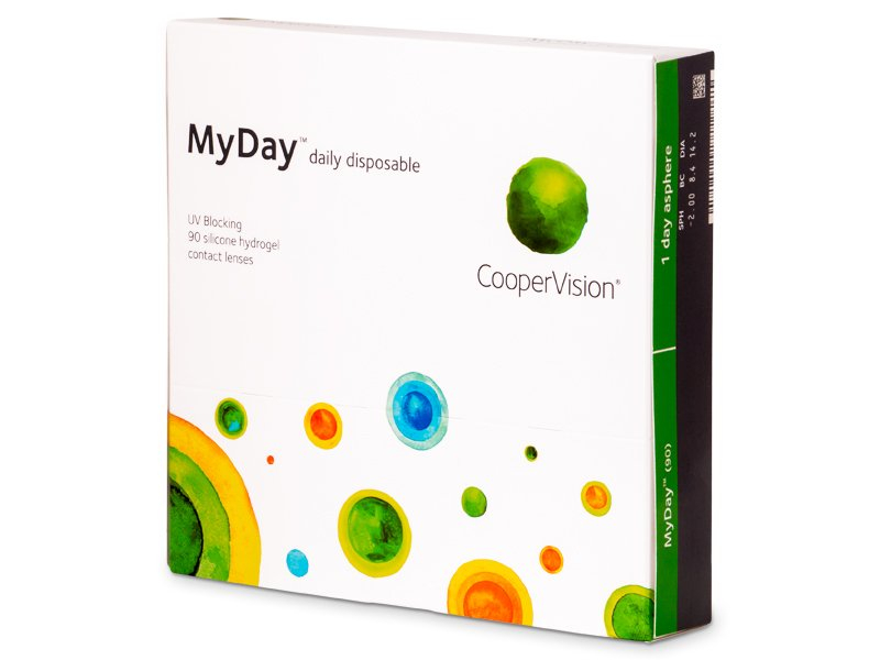 MyDay daily disposable (90шт.)
