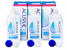 Розчин Acuvue RevitaLens 3 x 300 ml
