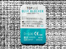TopVue Blue Blocker (30 лінз)