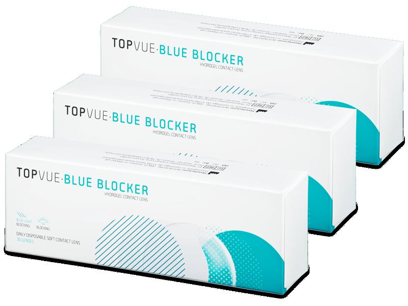 TopVue Blue Blocker (90 лінз)