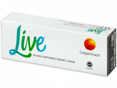 Live Daily Disposable (30 лінз)