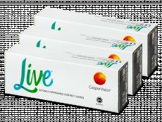Live Daily Disposable (90 лінз)