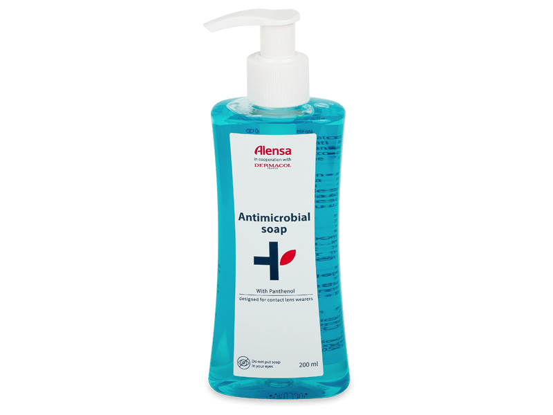 Dermacol антибактеріальне рідке мило 200 ml