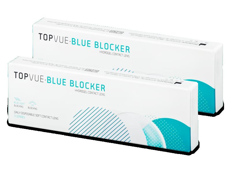 TopVue Blue Blocker (5 пар)