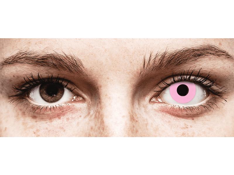 CRAZY LENS - Barbie Pink - Одноденні діоптричні (2 шт.)
