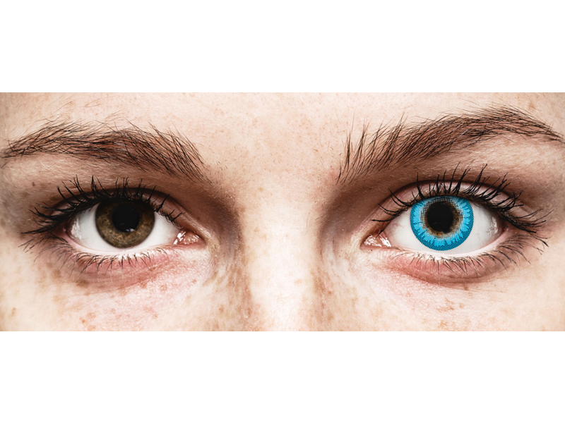 CRAZY LENS - White Walker - Одноденні недіоптричні (2 шт.)