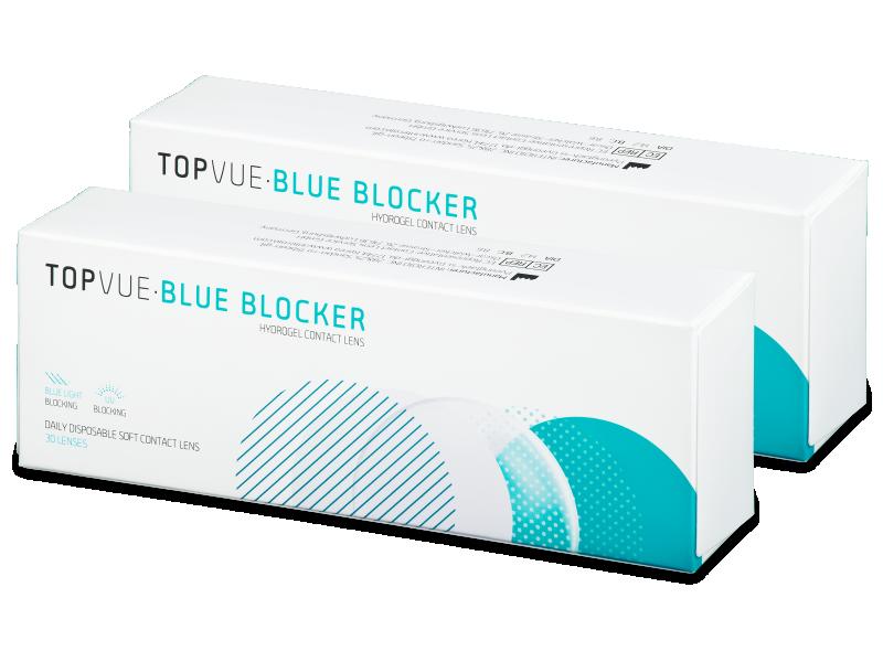 TopVue Blue Blocker (2x 30 шт.)