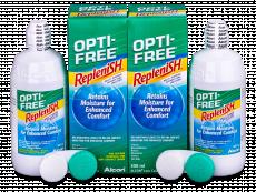 Розчин OPTI-FREE RepleniSH 2x300ml
