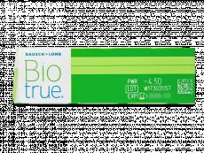 Biotrue ONEday (90шт.)