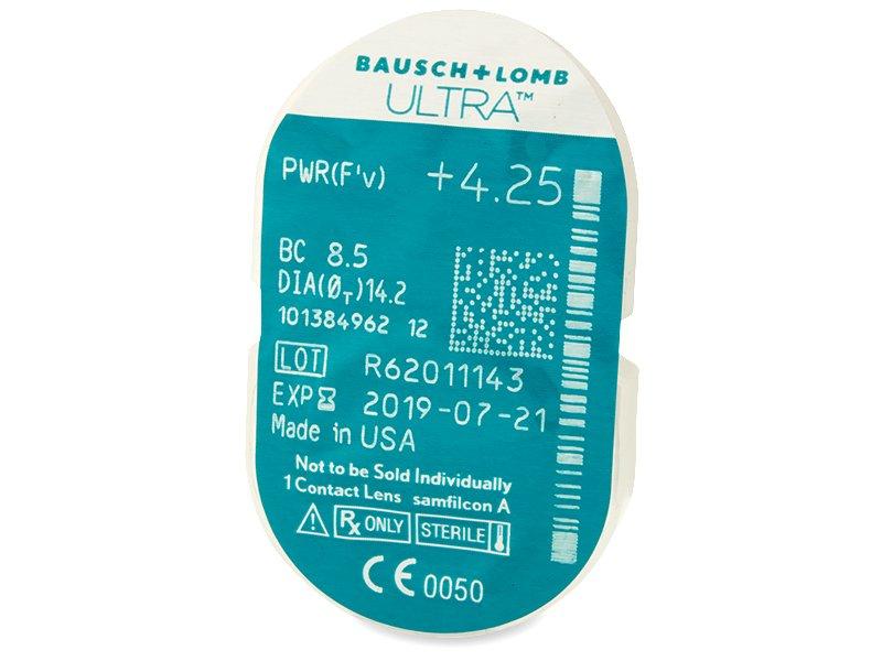 Bausch + Lomb ULTRA (1 шт.)