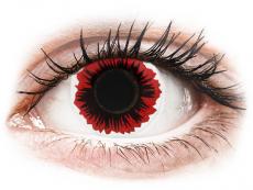 ColourVUE Crazy Lens - Blaze - недіоптричні (2 шт.)